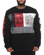 Men - Paint Sweatshirt (B&T)