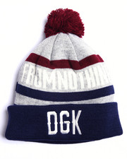 Hats - From Nothing Pom Beanie