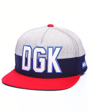 DGK - All Star Snapback Cap