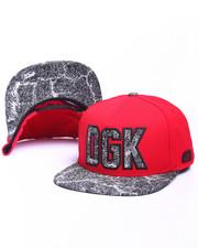 DGK - Blacktop Snapback Cap