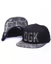 Men - Blacktop Snapback Cap