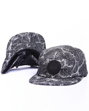 Strapback - Blacktop 5-Panel Cap