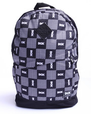 Men - Checkers Angle Deluxe Backpack