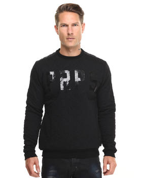 Men - Eridanus Quilted Sweatshirt