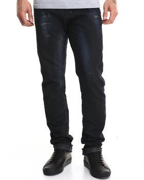 Denim - Ariel Indigo Demon Fit Jean