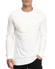 Men - Heritage Tonal L/S T-Shirt