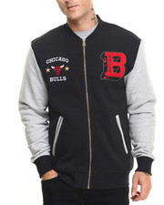 Adidas - Chicago Bulls Original fleece Jacket