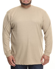 Basic Essentials - Heavy Long Sleeve Thermal (B&T)