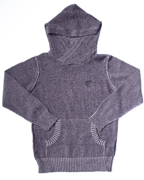 Parish Grey Sweaters