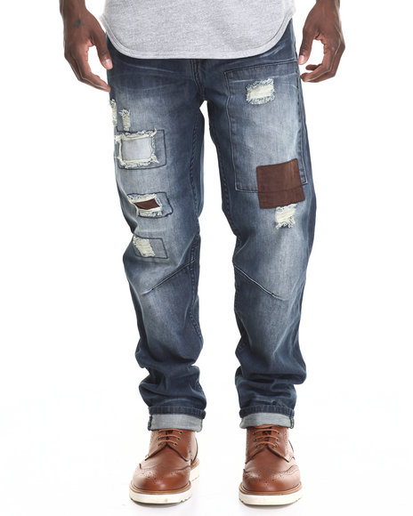 Parish Medium Wash Jeans