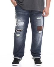Jeans & Pants - Patchwork Denim (B&T)