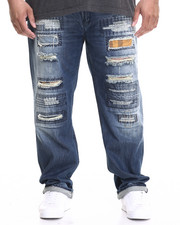 Jeans & Pants - Rip & Repair Denim (B&T)
