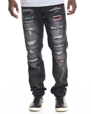 Jeans & Pants - Rip & Repair Denim