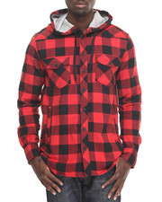 Button-downs - Jack Hooded Shirt