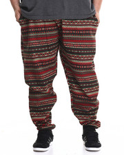 Jeans & Pants - Fairisle Sweatpant (B&T)