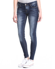 Bottoms - Swiper Wash Skinny Jean