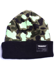 Men - Reversible Camo Beanie