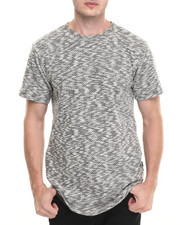 Men - LOOP TERRY POLY COTTON S/S TEE