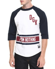 DGK - From Nothing 3/4 Raglan Tee