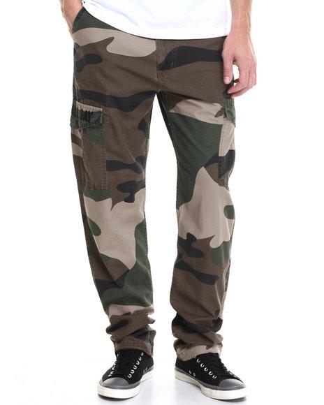 Dgk - Men Camo O.G. Cargo Pants