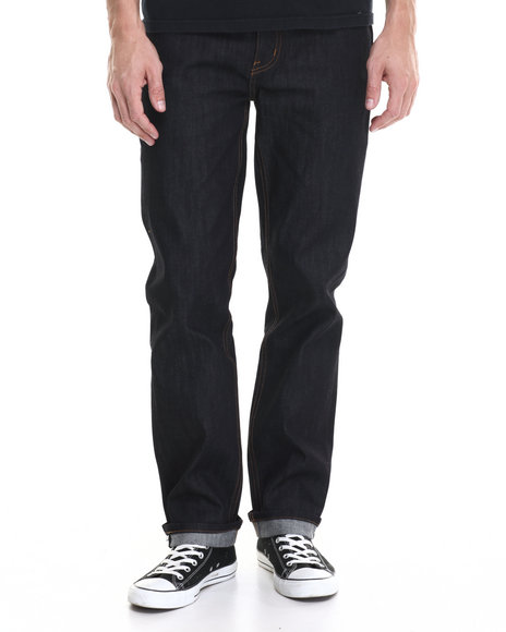 Dgk - Men Raw Wash Icon Stretch Jeans - $44.99