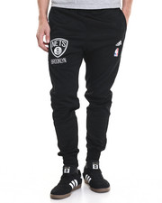 Jeans & Pants - Brooklyn Nets On-Court Warm-Up jogger pants