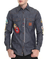 Heritage America - Heritage Denim L/S Button-Down