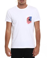 Converse - CP FLAG S/S POCKET TEE
