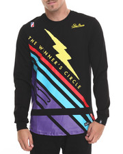 Men - The Winners Circle L/S Tee