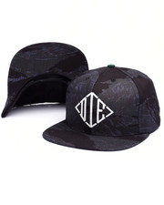 Men - Die Monogram Snapback Cap