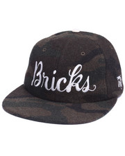Strapback - Bricks 6-Panel Strapback cap