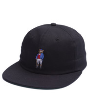 Strapback - Party Bear 6-Panel Strapback Cap