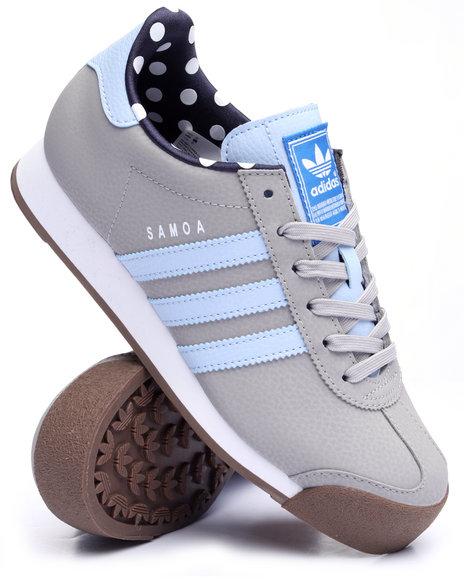 Adidas - Women Grey Samoa W Sneakers