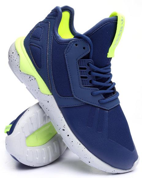 Adidas - Men Blue Tubular Runner (Unisex)