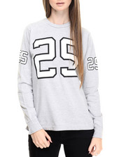 Tees - SS Jersey L/S Tee