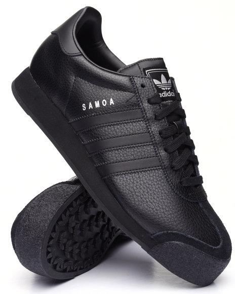 Adidas Men Samoa Sneakers Black 11