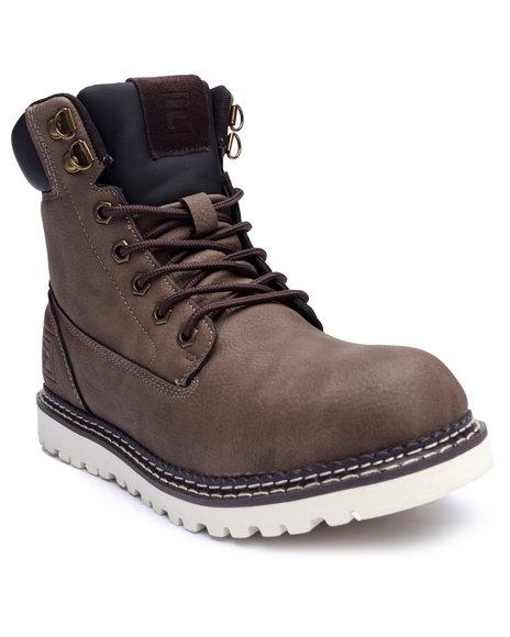 Fila - Men Tan Madison Walnut Boot