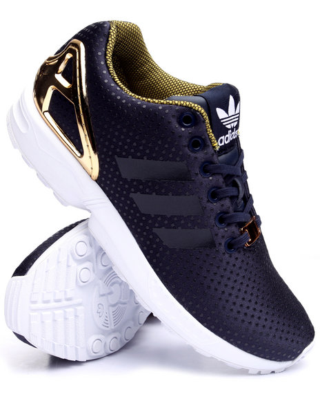 Adidas - Women Navy Zx Flux W Sneakers