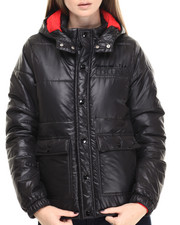 Women - Tribe Puffer Jacket