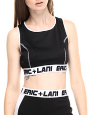 Sleeveless - Sport Jersey Knit Top