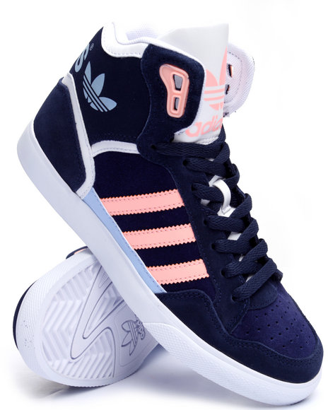 Adidas - Women Navy Extaball W Sneakers - $75.00