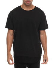 Black Friday Shop - Men - MATRIX FAUX LAYER S/S TEE