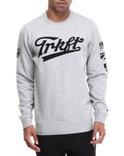 Men - TRUK Script Sweatshirt