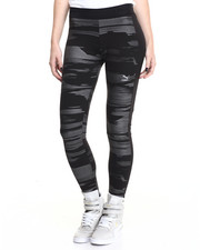 Puma - Metallic Print Leggings
