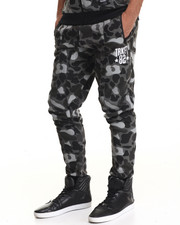 Men - Glow Camo DC Sweatpant