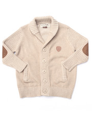 Black Friday Shop - Boys - SHAWL CARDIGAN SWEATER (2T-4T)