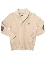 Black Friday Shop - Boys - SHAWL CARDIGAN SWEATER (8-20)