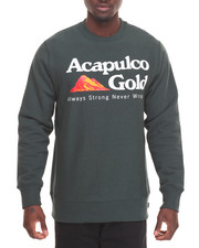 Men - Kilimanjaro Crewneck Sweatshirt