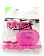 Women - Clear For Take Off Security 8 Pc Set