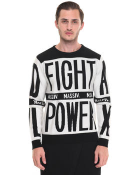 Sweaters - Fight Power! Sweater